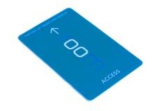 Tenga acceso a la tarjeta Foto de archivo