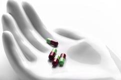 Tenga algunas píldoras Foto de archivo libre de regalías