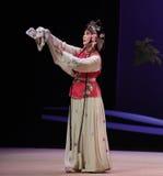 """Tenga el peso del mundo en su  del oeste de Chamber†del """"the de la ópera de los hombros-Kunqu foto de archivo libre de regalías"""