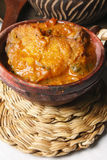 Tenga - A popular dish from Assam. Stock Image
