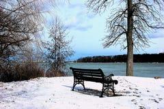 Tenga un asiento y póngalo en control de travesía Foto de archivo libre de regalías