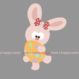 Tenga una Pascua feliz libre illustration