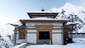 Tengboche świątynia Zdjęcie Royalty Free