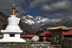 Tengboche Stock Photography