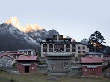 Tengboche Monastery - Nepal Royalty Free Stock Image
