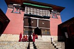 Tengboche Monastery, Nepal Stock Image