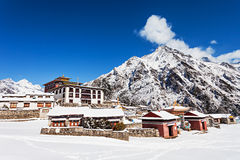 Tengboche Monastery, Nepal Stock Photos