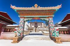 Tengboche Monastery, Nepal Stock Photography