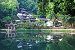 Tengchong ancient architecture Royalty Free Stock Images