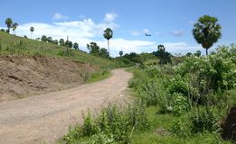 tenggara Индонесии labuan nusa flores bajo Стоковое Изображение RF