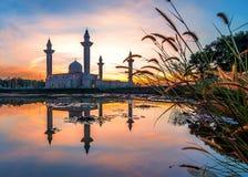 Tengku Ampuan Jemaah Mosque Royalty-vrije Stock Fotografie