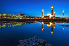 The Tengku Ampuan Jemaah Mosque Royalty Free Stock Images
