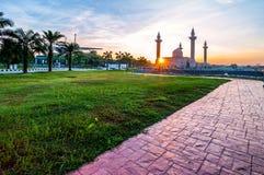 Tengku Ampuan Jemaah Mosque Royalty-vrije Stock Afbeeldingen