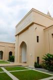 Tengku Ampuan Jemaah Mosque in Selangor, Malaysia Royalty Free Stock Image