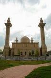 Tengku Ampuan Jemaah Mosque in Selangor, Malaysia Royalty Free Stock Photo