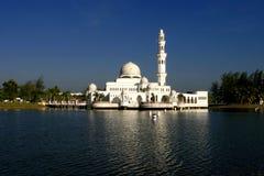 Tengku Tengah Zaharah Mosque Royalty Free Stock Images