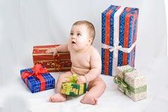 Tengo algunos presentes Fotografía de archivo libre de regalías