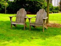 Tenha Seat Foto de Stock Royalty Free