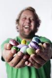 Tenha um grande Easter. Imagem de Stock Royalty Free