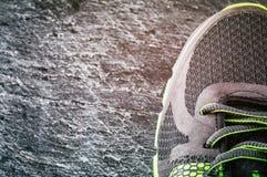 Tenisówka zbliżenie Zdjęcie Royalty Free