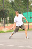tenis Zdjęcia Royalty Free