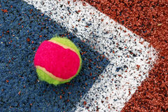 Tenis Ball-5 Obraz Royalty Free