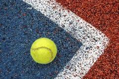 Tenis Ball-4 Fotografia Stock