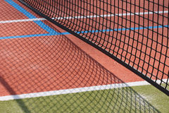 Tenis court Royalty Free Stock Photos