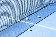 Tenis court Stock Images