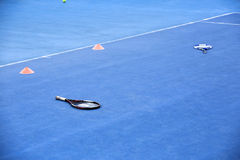 Tenis court Stock Photography