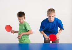 Tenis de mesa Imagen de archivo libre de regalías