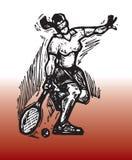 Tenis del deporte Imágenes de archivo libres de regalías
