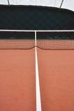 Tenis Gericht Lizenzfreie Stockfotos