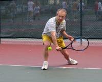 tenis gracza zdjęcie royalty free