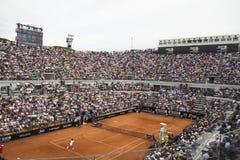 Tenis internacional de Roma Imagenes de archivo
