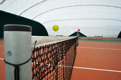 Tenis net Stock Photography