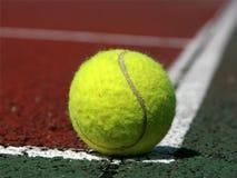 tenis piłkę Obrazy Royalty Free