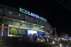 Tenis Rod Laver Arena de Abierto de Australia Fotografía de archivo libre de regalías