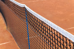 Tenis sieci szczegóły Zdjęcie Stock