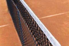 Tenis sieci szczegóły Obrazy Stock