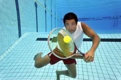 tenis sportu Zdjęcia Royalty Free