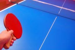 tenis stołowy Zdjęcia Royalty Free