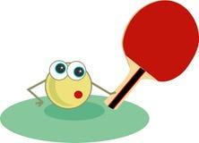 tenis stołowy ilustracja wektor