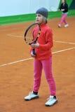Tenis szkoła Zdjęcie Royalty Free