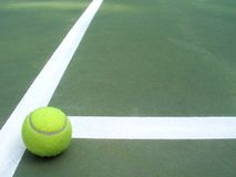 tenis t Obraz Royalty Free