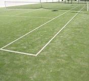 Tenisa pole Zdjęcie Royalty Free