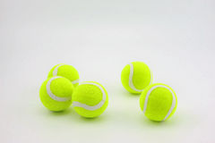 Tenisowa piłka Fotografia Stock