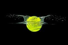 Tenisowa piłka Obrazy Stock