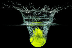 Tenisowa piłka Zdjęcie Stock