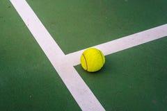 Tenisowa piłka Zdjęcia Stock